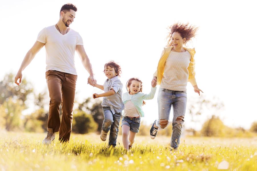 EL AMOR EN FAMILIA Un valor que se construye